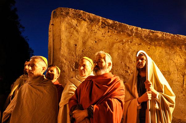 """Cod. 033 Savoca (ME) """"La Passione di Cristo"""""""