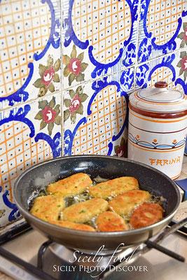 Crocchette di patate preparazione