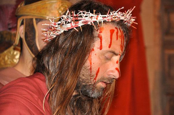 """Cod. 048 Savoca (ME) """"La Passione di Cristo"""""""