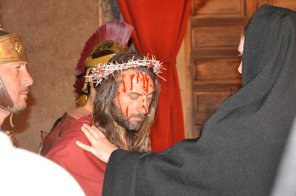 """Cod. 049 Savoca (ME) """"La Passione di Cristo"""""""