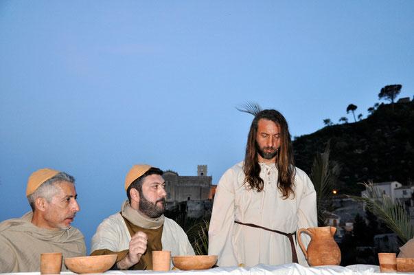 """Cod. 025 Savoca (ME) """"La Passione di Cristo"""""""