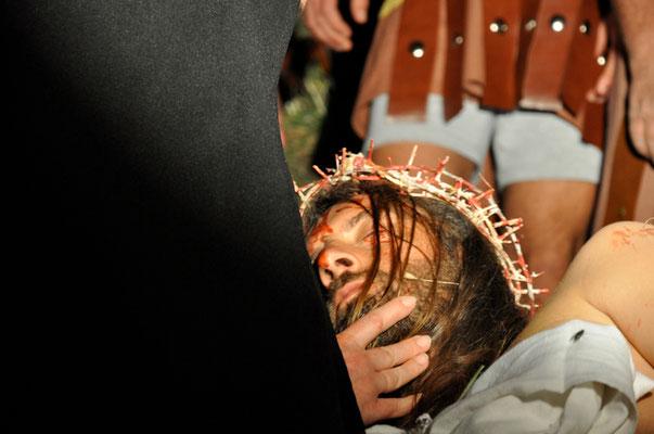 """Cod. 057 Savoca (ME) """"La Passione di Cristo"""""""