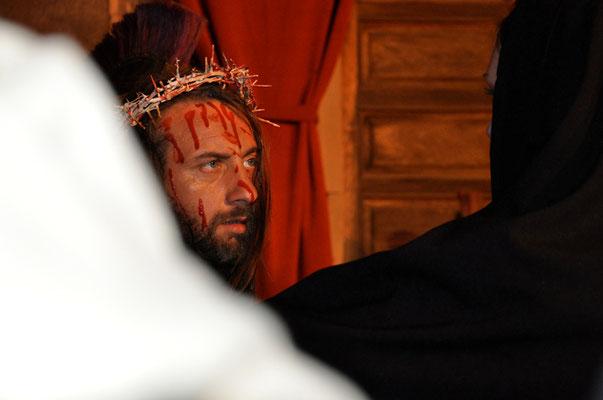 """Cod. 044 Savoca (ME) """"La Passione di Cristo"""""""