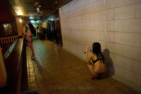 ladyboys taking pictures of themselves