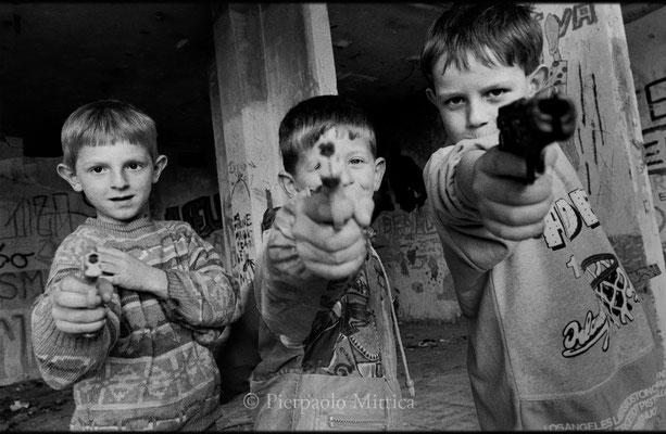 War Games, Sarajevo, Bosnia - Herzegovina 1997