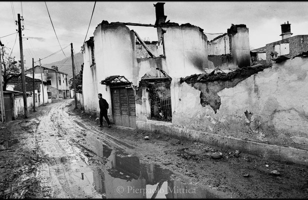 Pec, Kosovo 1999