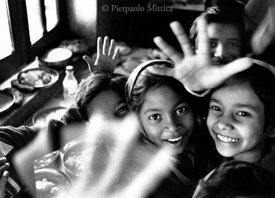 Orphanage, Delhi 2002
