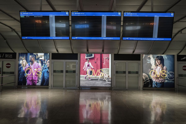 Venice Marco Polo Airport, arrivals