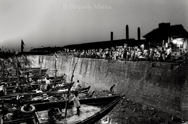 Sassoon Docks, Mumbai 2004