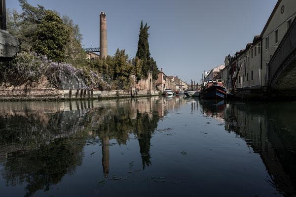 Rio San Biagio, Giudecca