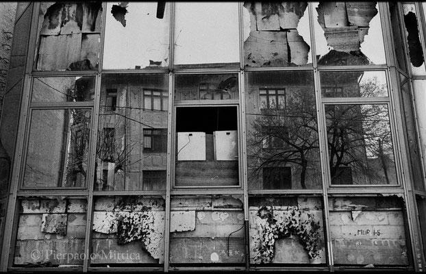 Reflections, Sarajevo, Bosnia - Herzegovina 1997