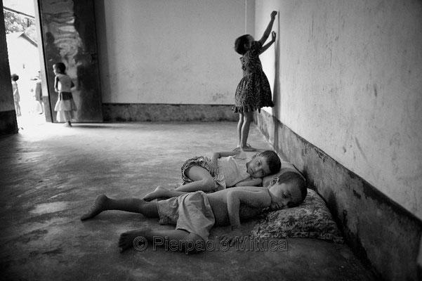 House for street children, Savar