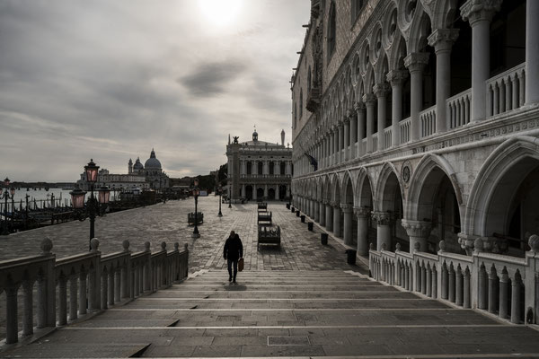 San Marco square, Ducale Palace