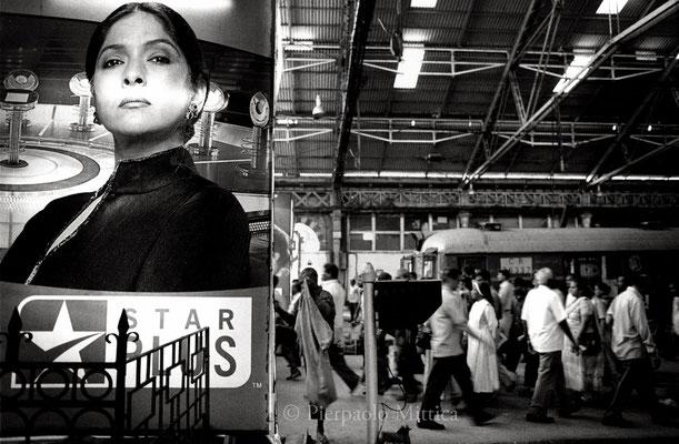 Victoria station, Mumbai 2002
