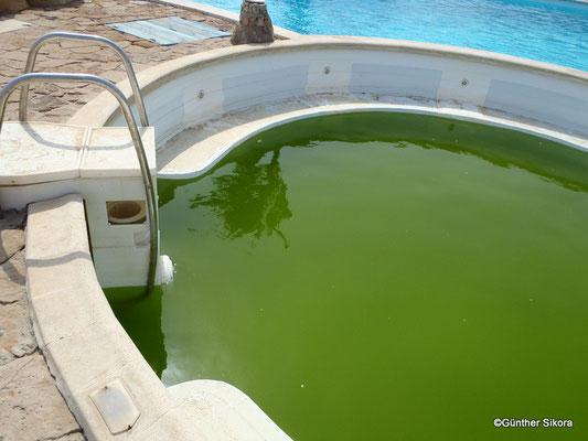 Jacuzzi (das Wasser ist gebrochen)