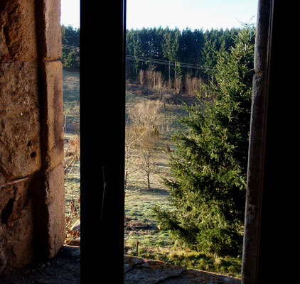 La vue depuis ma fenêtre