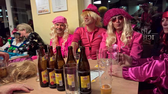 bier und blond