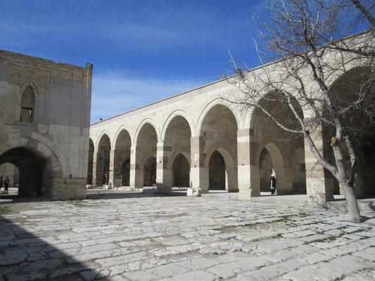 Karavanserei von Sultanhani