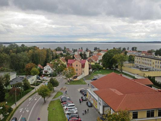 Polen, die masurische Seenplatte