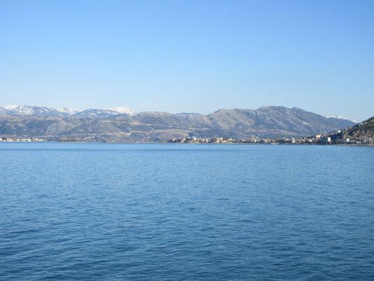 Am Egidirsee auf 890m über Meer