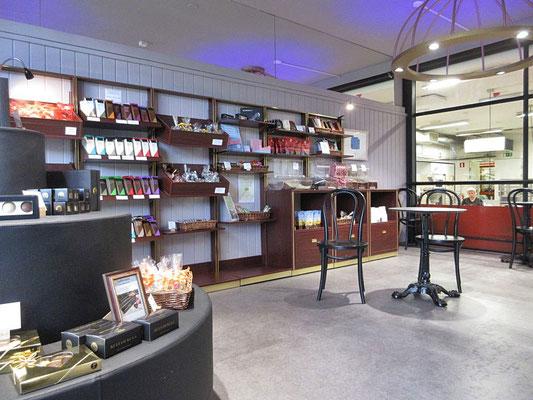 Auch in Finnland gibt es Kleinbtriebe die Schokoladenprodukte herstellen