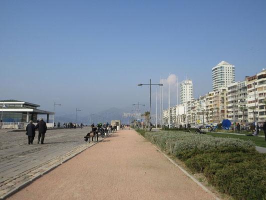 Promenade von Izmir