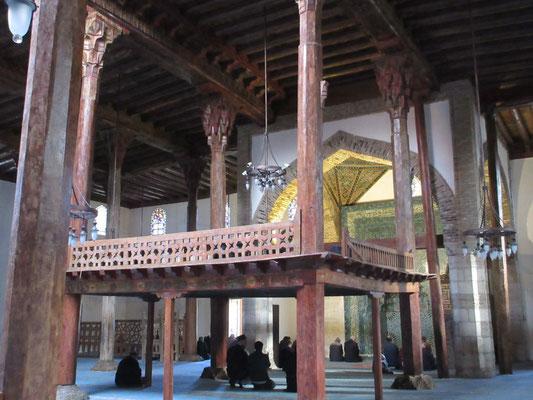 Die Esrefoglu Moschee von Beysehir