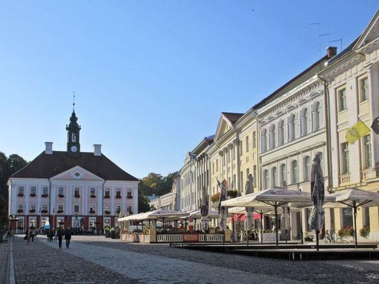 Universitätsstadt von Estland, Tartu