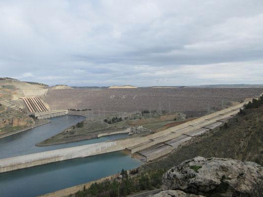 Der Atatürk Staudamm