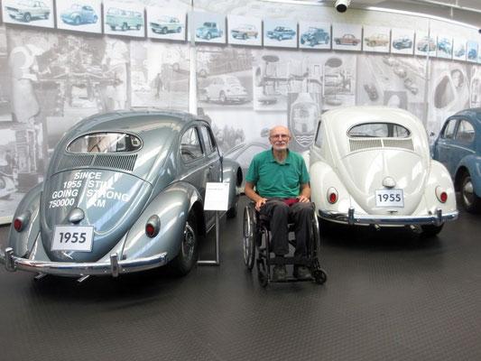 Jahrgängertreffen im VW Museum Wolfsburg