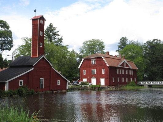 Freilichtmuseum Stormfors, Iron works