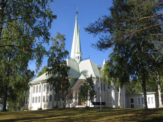 Kirche von Jokkmokk