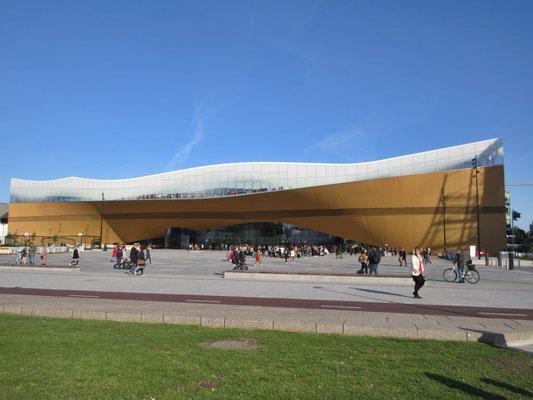 Die Bibliothek von Helsink