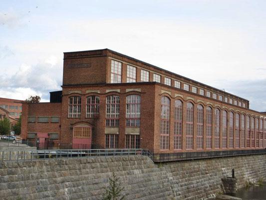 In Tampere haben sie aus einer Fabrik einen Museumskomplex errichtet mit sechs verschiedenen Museen