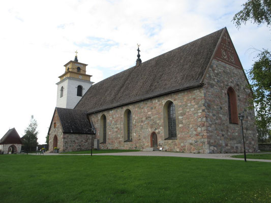 Kirche von Gammelstad