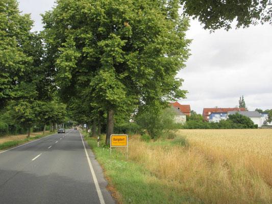 Am dritten Tag Richtung Norden in Deutschland,haben wir uns verfahren?