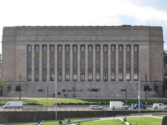 Finnisches Nationalmuseum in Helsinki