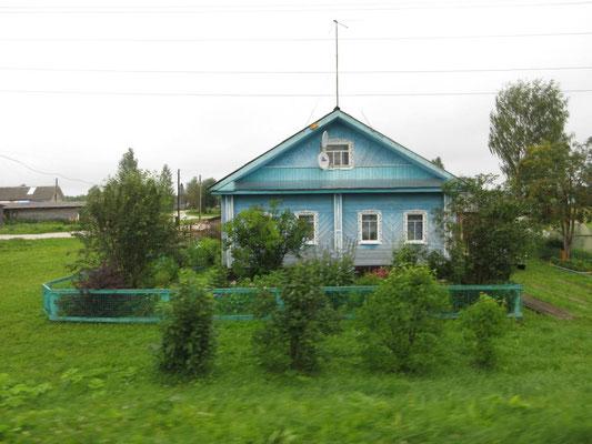 Gepflegtes Haus mit Garten
