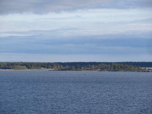 Schären (Inseln) vor Schweden