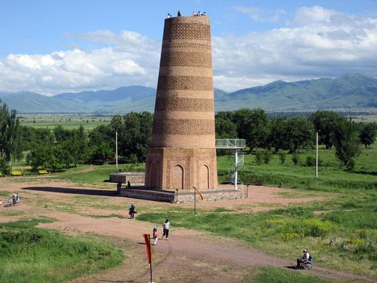 Minarett von Burana