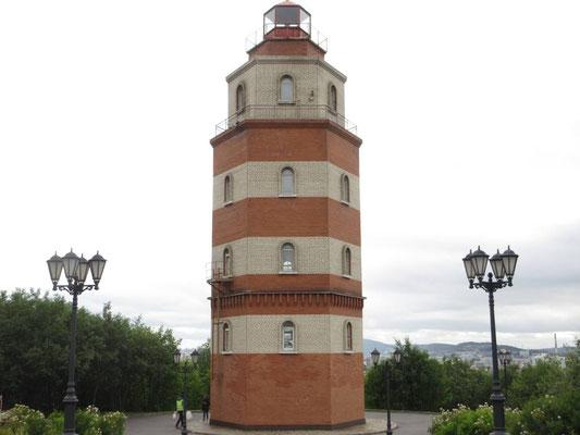 Der Leuchtturm Gedenkstätte zur Erinnerung an die in Friedeszeiten umgekommen Seeleute