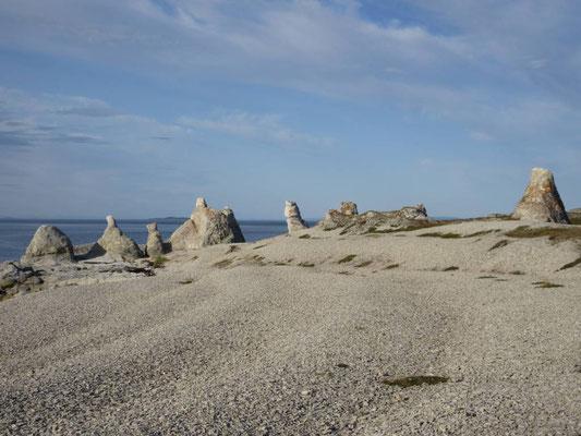 Die versteinerten Trolle vom Trollfjord