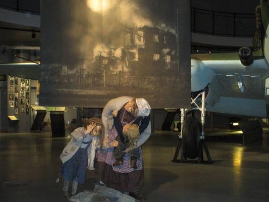 Im eindrücklichen Kriegsmuseum von Kirkenes