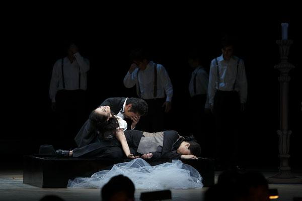 京都オペラ協会定期公演ベッリーニ作曲「カプレーティ家とモンテッキ家」2018年12月9日