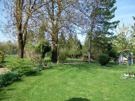 Le Parc du Moulin maison d'hôtes lorraine le Moulin à Grains à Ménil la Horgne