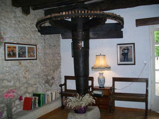 La Roue du Moulin dormez dans les chambres d'hôtes à Ménil la Horgne