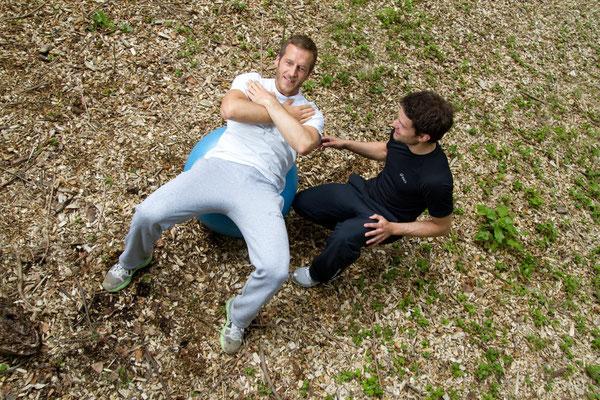 Personal Training mit Kleingeräten