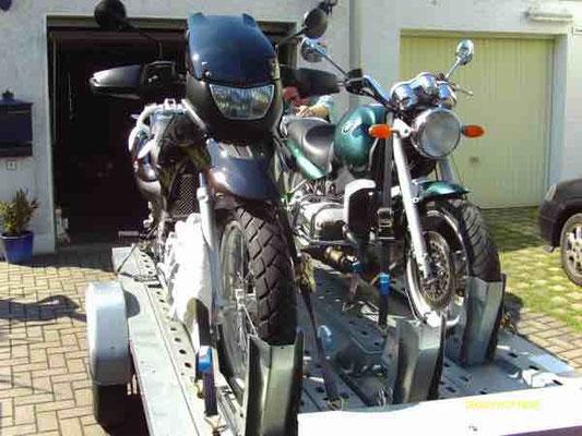 2er Motorradanhaenger