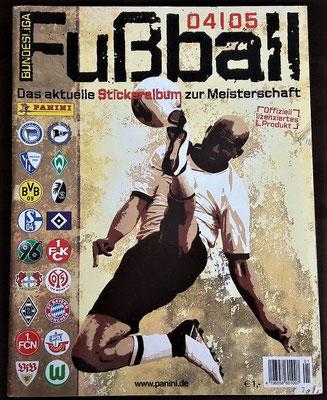 Panini 345 BL Fussball 2004//05 Thomas Broich Mönchengladbach