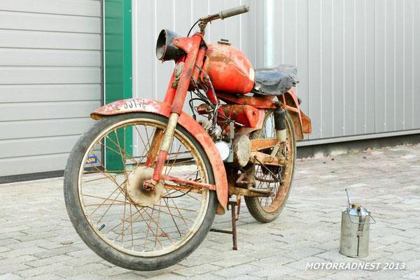 Moto Guzzi - alt aber läuft
